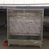 喷漆房专用漆雾处理设备干式喷漆柜,无泵水帘柜