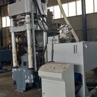 湖北全自动630T金属碎屑压块机鑫源为你解说模具的材质分析