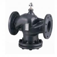 西门子电动二通水阀VVF47.80/DN80