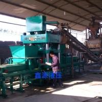 郑州鑫源液压400T全自动彩砖机Y技术要求与操作方法