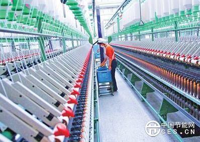 纺织行业智能优化节能系统应用实例