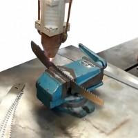 华威激光淬火机,配合高功率激光器,全面提高加工效率与质量