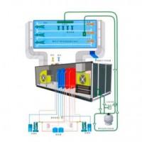 泳池专用热泵型除湿空调(三集一体)