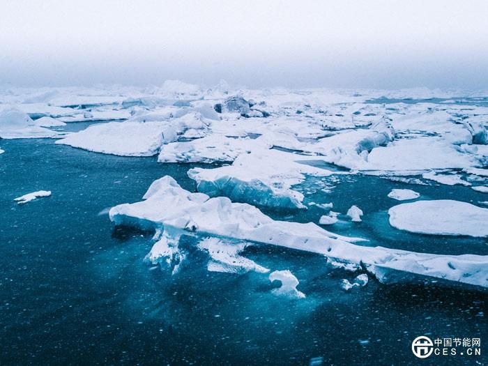 """研究发现:15年内北极将迎来""""无冰""""夏季"""