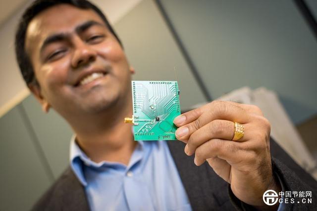 新型超低功耗无线网卡诞生,一颗纽扣电池可撑数年
