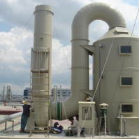 东莞专业生产环保设备丨喷淋塔