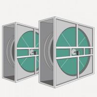 沸石转轮吸附脱附装置/设备