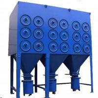 东莞除尘设备生产丨环保达标丨滤筒式除尘器