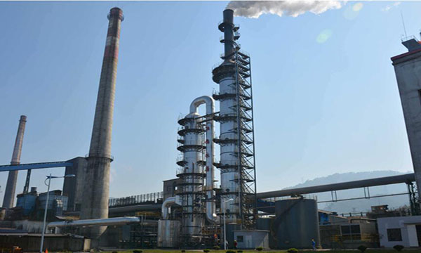 烟气脱硫塔使用中暴露出的腐蚀问题及治理措施