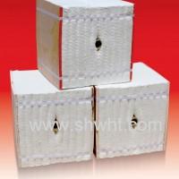 陶瓷纤维模块/贴面块 1000-1600℃折叠模块、层叠模块
