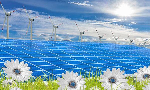2020年上半年全球风能、太阳能发电占总发电量的10%