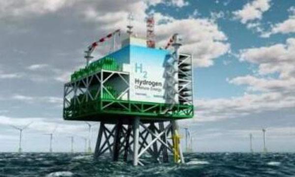 中海油进军海上风电制氢