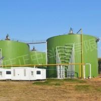 中大型沼气工程技术的发展及设备应用