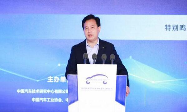 古惠南:燃油车电气化是解决油耗的绝佳途径 新能源车降电耗是关键