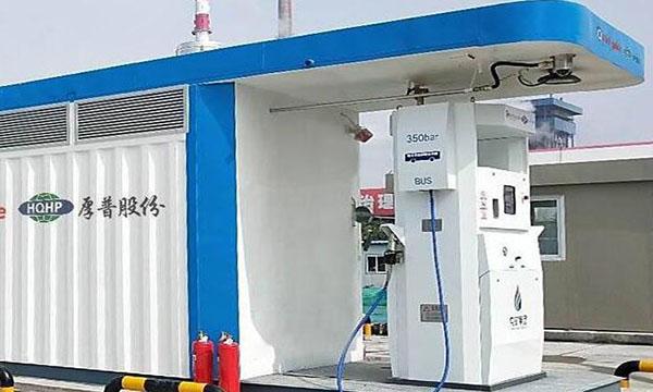 国内35MPa加氢机首次获相关国际认证