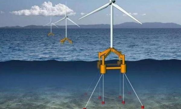 """全球最大浮式海上风电项目""""花落""""韩国 设计装机规模超过200万千瓦"""