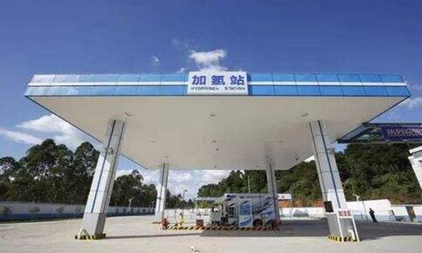 山东淄博首家能源加氢站试运行 林德配套离子压缩机