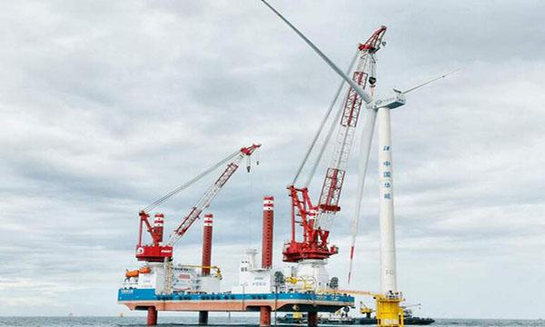 首台+首秀——中国船舶集团风电全产业链乘风破浪