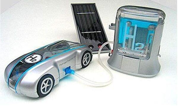 氢燃料汽车产业规模快速扩大