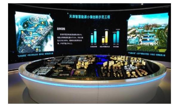 天津:智慧能源小镇打造能源革命样板