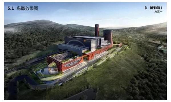 总投资16.6亿!青海首座生活垃圾焚烧发电厂开建