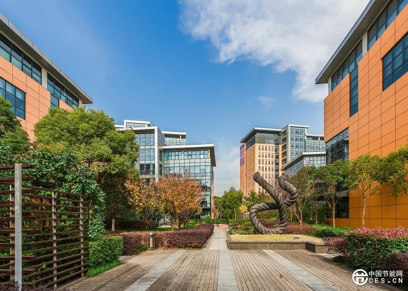 城市碳达峰,绿色示范园区建设获力挺