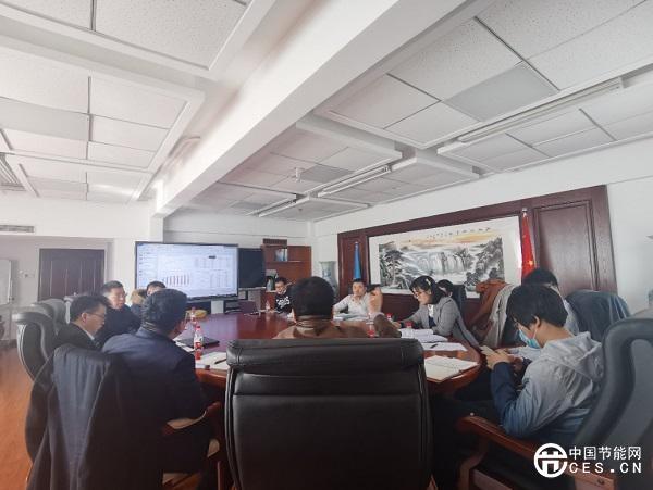 中国能效市场机制项目办召开五个重点领域节能潜力分析课题调度研讨会