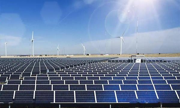 """""""十四五""""推动新能源新增装机1亿千瓦"""
