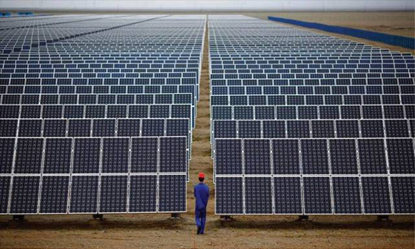 能源科普:太阳能如何转换为电能