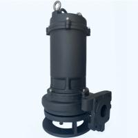 WQ100-30-18.5型-抗堵塞-潜水排污新蓝深井水泵
