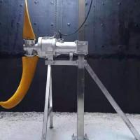 低速旋流式潜水推流器QJB2.2/41600型水下液下推流器