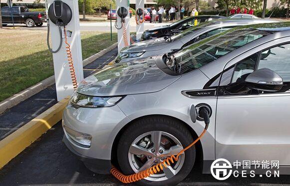 广州:鼓励自建充电桩 充电车减免停车费