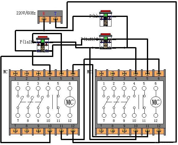 电气控制电路中自锁与互锁原理