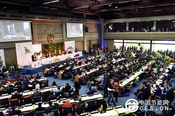 第三届联合国环境大会在肯尼亚首都内罗毕召开