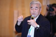 泛华设计集团副总许文发在分布式能源发展与天然气发电/余热利用论坛演讲